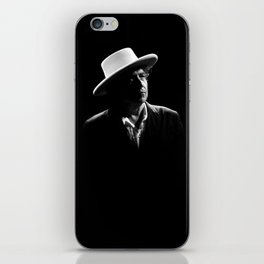Sir Bob Dylan - I iPhone Skin