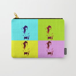 Synth-Pop Art Carry-All Pouch