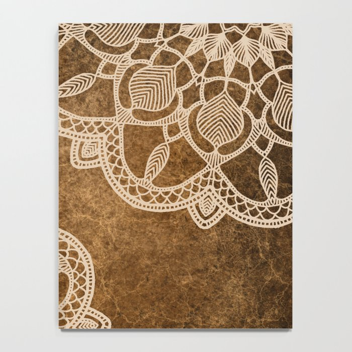 Coffee & Cream Notebook