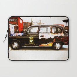 British Taxi Laptop Sleeve