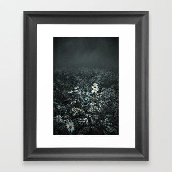 Daisies-Daisies Framed Art Print