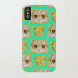 Cute cats iPhone Case