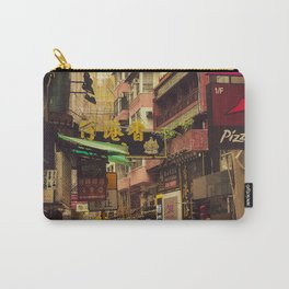 Kowloon Street Carry-All Pouch
