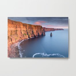 Cliffs of Moher - Ireland Metal Print