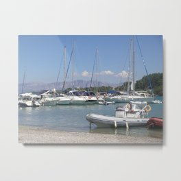 Greece - Lefkada Metal Print
