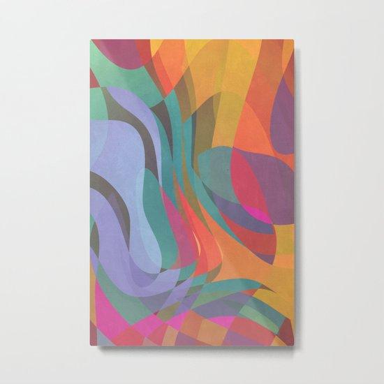 Transitions Metal Print