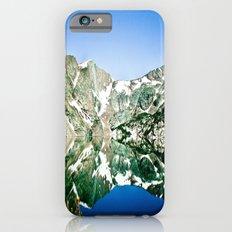 Glacier Lake iPhone 6s Slim Case