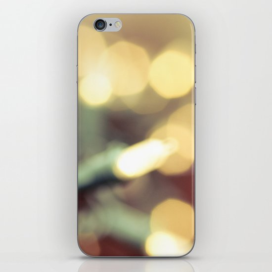 Glow iPhone & iPod Skin