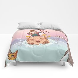 Libération Comforters