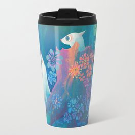 Boy and girl Travel Mug
