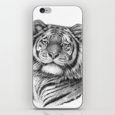 Siberian Tiger G101 iPhone & iPod Skin