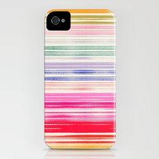 Waves 1 iPhone (4, 4s) Slim Case