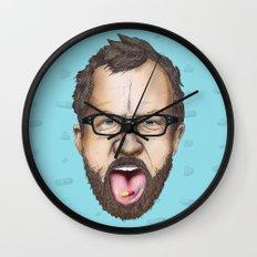 Lars Von Trier Wall Clock