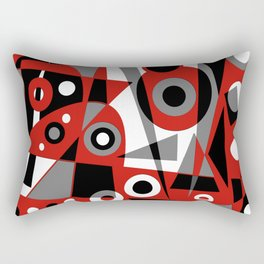 Abstract #908 Rectangular Pillow
