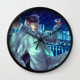 Haikyuu!! - Let's drink Wall Clock