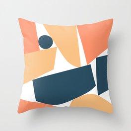 Stack (A) Throw Pillow