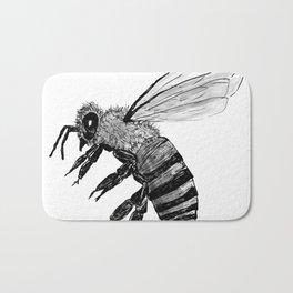 Amos Fortune Bee Bath Mat