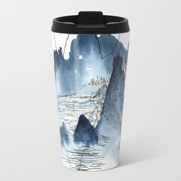 Love of Mountains Travel Mug