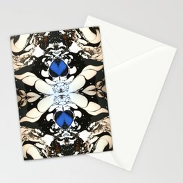Carbon Essence Blot 8 Stationery Cards