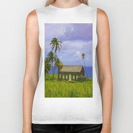 Church by the Sea Biker Tank