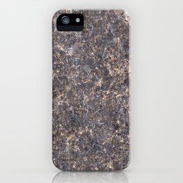 Natural Marble Texture iPhone Case