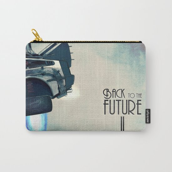 Back to the future II Carry-All Pouch