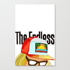 The Endless ONE Canvas Print