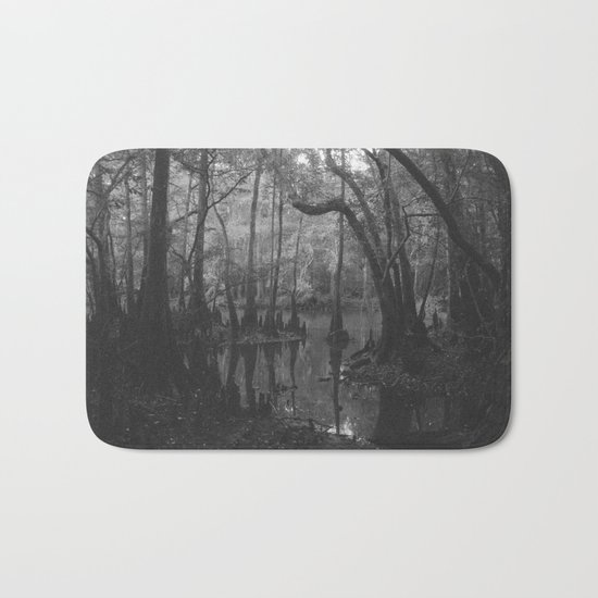 Florida Swamp Bath Mat