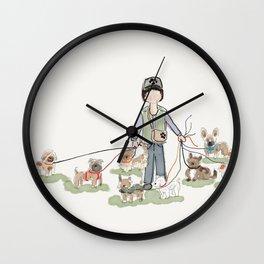 Heel Wall Clock