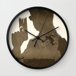 Kingsman: The Secret Service Wall Clock