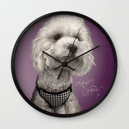 Fergie Wall Clock