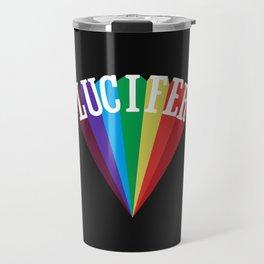 lucifer rising Travel Mug