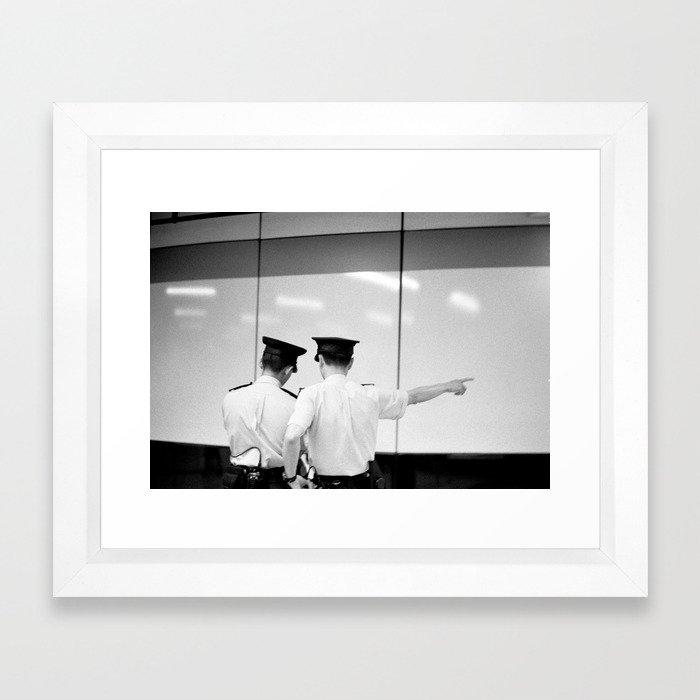 Hong Kong #67 Framed Art Print