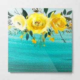 Flowers Bouquet 151 Metal Print