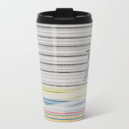 Porta-bandeira / Flag bearer Travel Mug