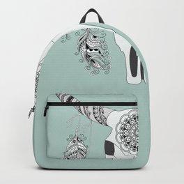 Boho motifs Backpack