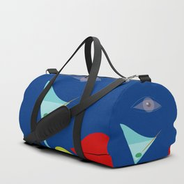 Cocktail Martini Duffle Bag