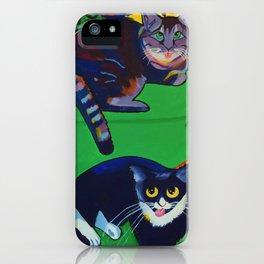 Kit Kats iPhone Case