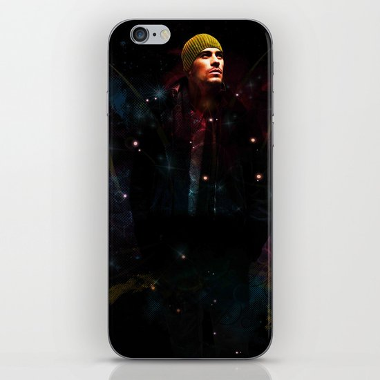 Into The Unknown. iPhone & iPod Skin
