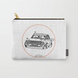 Crazy Car Art 0224 Carry-All Pouch