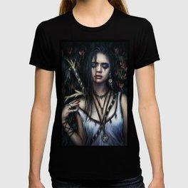 In the Rose Garden T-shirt