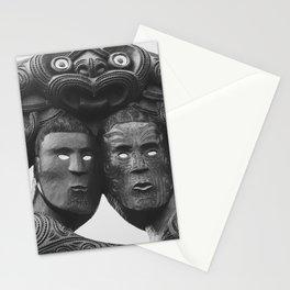 Maori Tribal Totem Stationery Cards