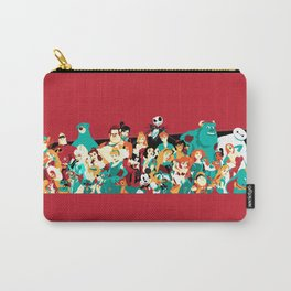 Mouse House Heroes Carry-All Pouch
