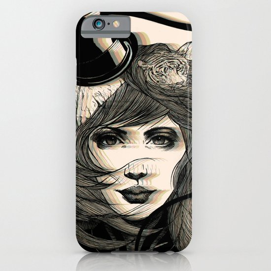 I'm Running Away to the Circus iPhone & iPod Case