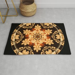 Mandalas from the Heart of Transformation 11 Rug