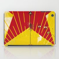 soviet iPad Cases featuring Soviet+Electricity (Idol#1) by canefantasma