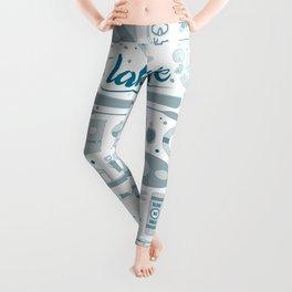 Lake Life Leggings