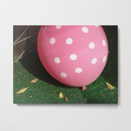 Balloon Metal Print