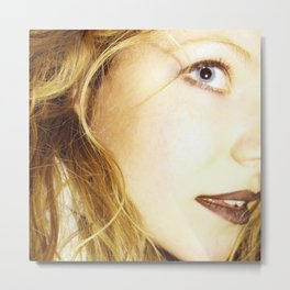 Portrait No. 2 Metal Print