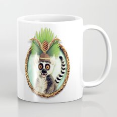 King Julian Coffee Mug